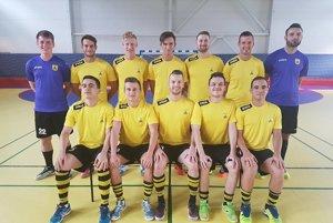 Futsalisti Makroteamu zvládli duel s vicemajstrom.