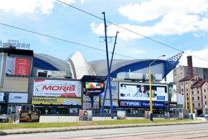 Košická Steel Aréna. Pred hokejovými majstrovstvami sveta vroku 2019 musí prejsť viacerými úpravami.