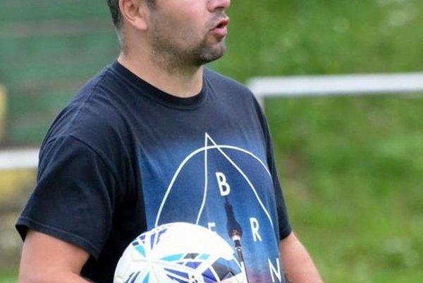 Ladislav Fazika, tréner Belej.