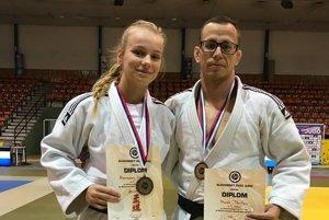 Alexandra Halajová a Marek Pentka.