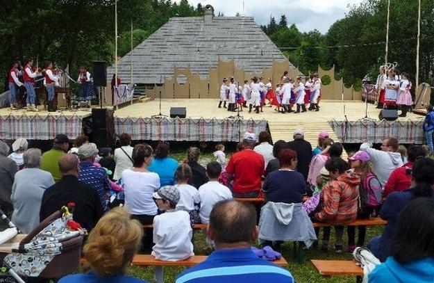 Turčianske slávnosti folklóru sú každý rok dôkazom, že folklóru sa v Turci darí.