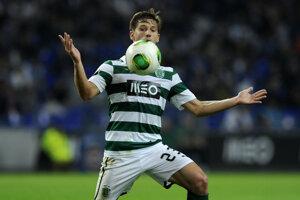 Pred odchodom do Anglicka si Adrien Silva obliekal dres Sportingu Lisabon.