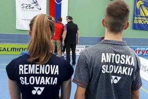 Alexandra Remeňová a Andrej Antoška