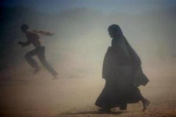 Ilustračné foto z oblasti náletov v južnom Somálsku