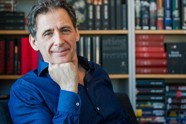 David Lagencrantz - Archív SME
