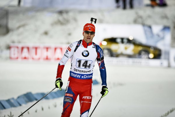 Matej Kazár finišuje na štvrtom mieste.