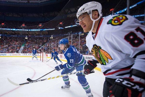 Marián Hossa stále nevylučuje návrat na ľad zámorskej NHL.