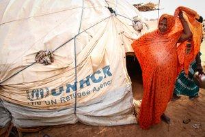 Pred stanom UNHCR.