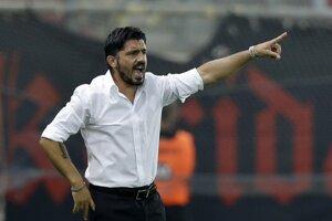 Gennaro Gattuso je novým trénerom AC Miláno.