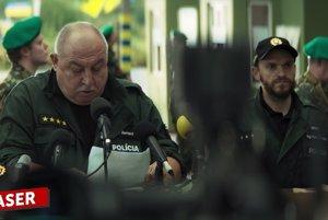 Andy Hryc vo filme Čiara. Kameramanom je Martin Žiaran, režisérom Peter Bebjak.