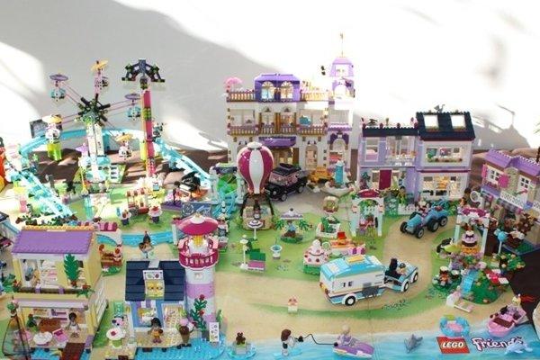 Lego je čarovný svet nielen pre detskú hru.