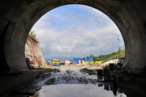 Tunel Ovčiarsko.