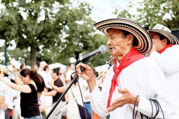 Kubánska fiesta sa nezaobíde bez salsy