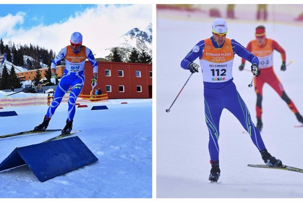 Procházkovej (vľavo) ani Mlynárovi sa v Nórsku nedarilo. Z kvalifikácie nepostúpili.