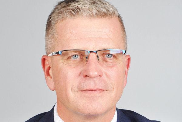 Nový krajský policajný riaditeľ Aurel Gonščák.