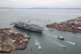 Lietadlové lode ovládajú oceány. Briti majú novú