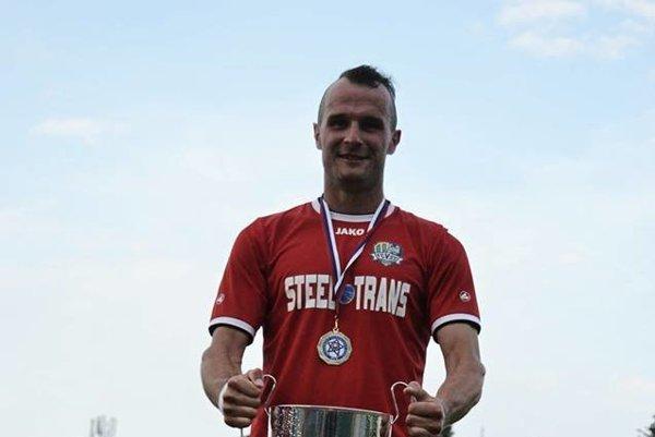 Tomáš Kubík ešte vdrese FC VSS Košice.