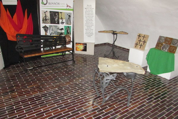 V Kaštieli Radoľa si môžete pozrieť zaujímavú výstavu.