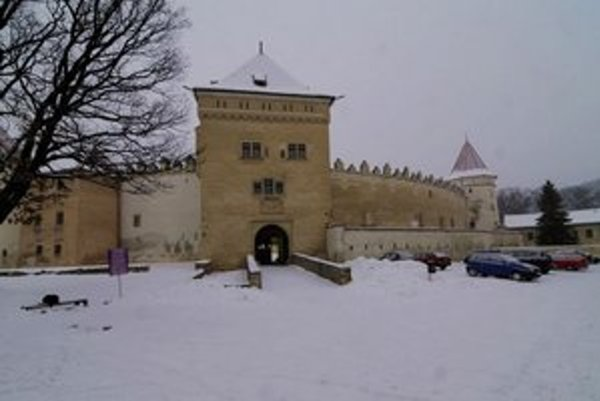 Na Kežmarskom hrade pripravujú akciu Duch Vianoc.