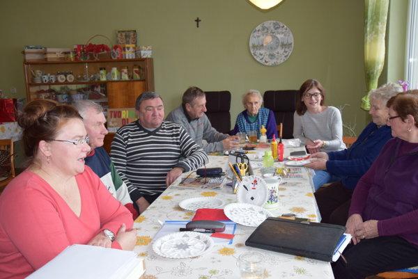 Nezisková organizácia HUGOLD zabezpečuje prevádzku denného stacionára aj v obci Dargov, v Trebišovskom okrese.