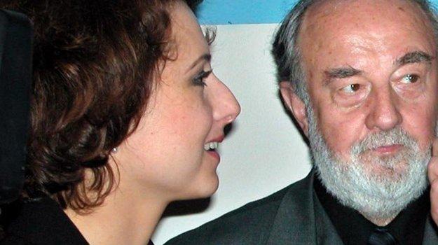 Zuzana Mauréry s otcom Pavlom.