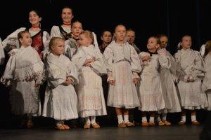 Deti z Tančekova spestrili atmosféru.