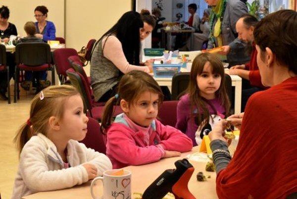 Anjelský deň v KOS navštívilo rekordných skoro 400 ľudí - od detí až po seniorov.