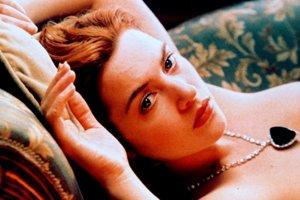 Kate Winslet so srdcom oceánu.