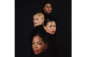 Fotografia na obálke magazínu Time od Slováka Michala Pudelku, pózujú na nej herečky Storm Reid, Reese Witherspoon, Oprah Winfrey a Mindy Kaling.