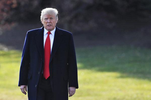 Trump označil Salvádor, Haiti a africké krajiny za špinavé diery.