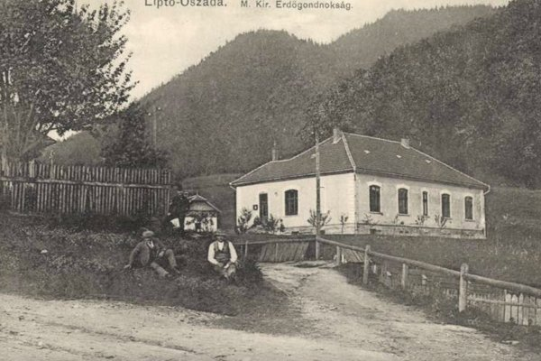Liptovská Osada.
