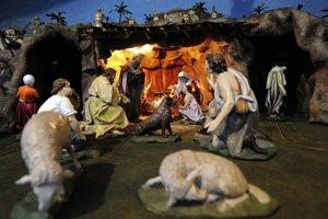 Betlehem (jasle, betlehemské jasle) je priestorové, vyobrazenie znázorňujúce Svätú rodinu pri narodení Ježiša.