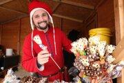 Miroslav Klembara začal s výrobou čokolády pred tromi rokmi.