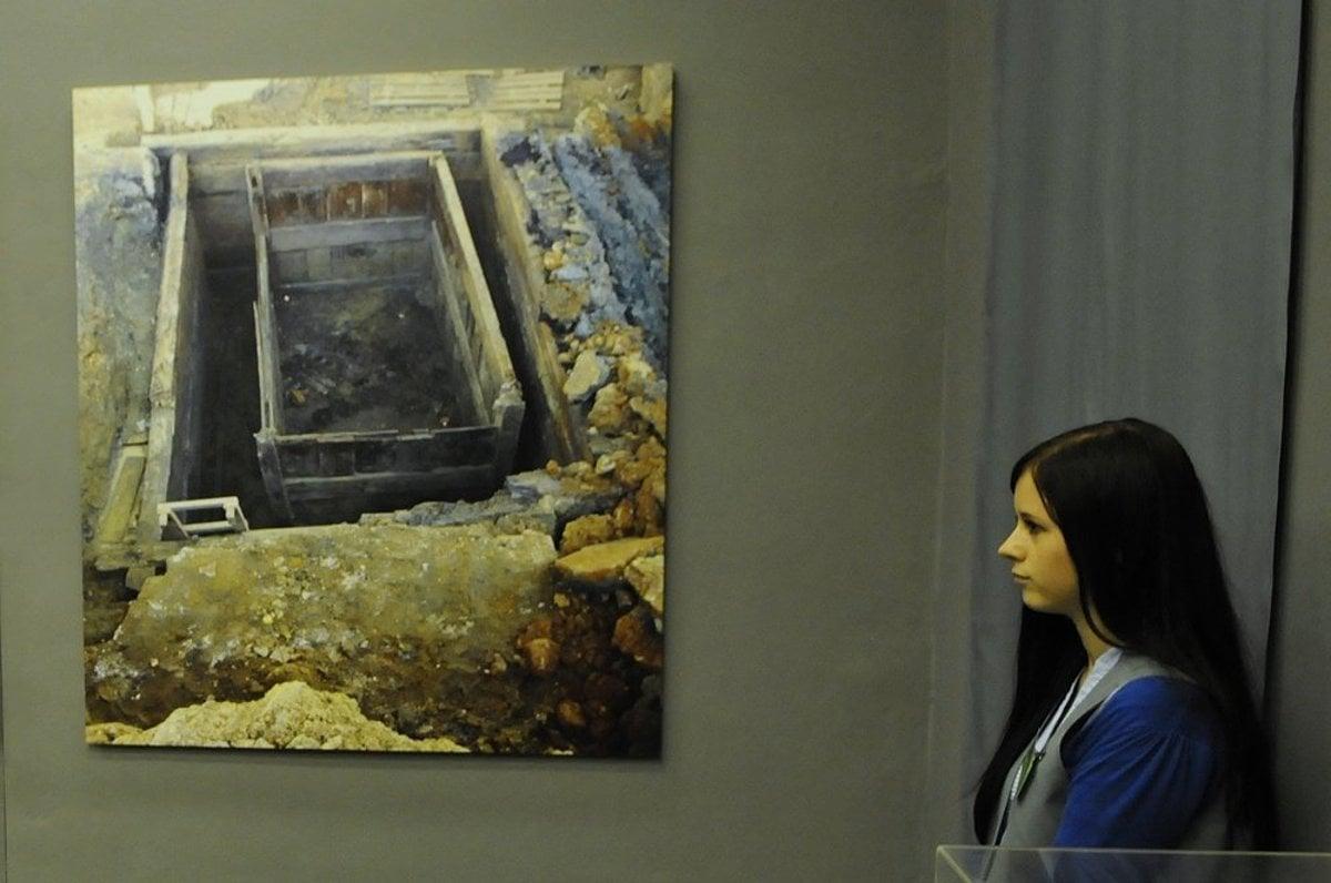 V Poprade sprístupnia nálezy z hrobky slovenského Tutanchamóna