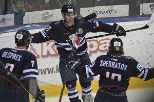 Slovan dokázal zareagovať na prvý gól Jokeritu.