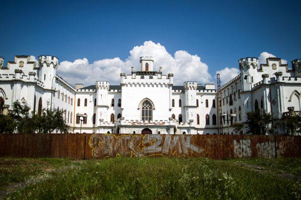 Kaštieľ v Rusovciach.