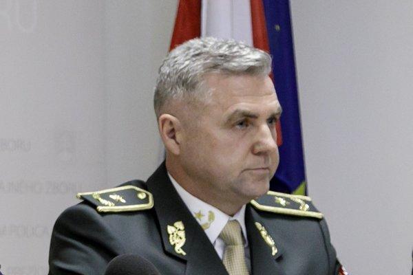 Prezident policajného zboru Tibor Gašpar.