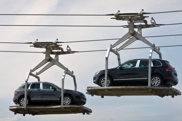 Škandál spustil Volkswagen, keď podvádzal s emisiami.