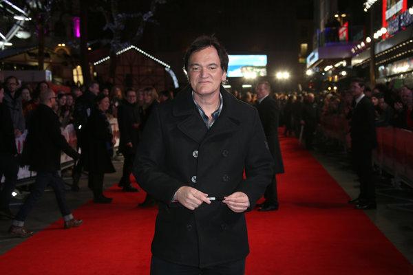 Quentin Tarantino je tentoraz veľmi nahnevaný.