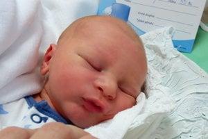 Jakub Amrich (3220 g, 50 cm) sa narodil 14. decembra Jane a Pavlovi z Nemšovej. Je to ich prvé dieťa.