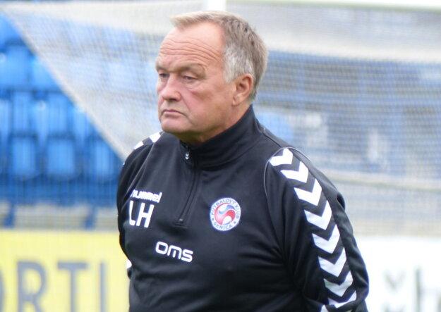 Ladislav Hudec vytsriedal po 7. kole na lavičke Senice Ivana Vrabca.