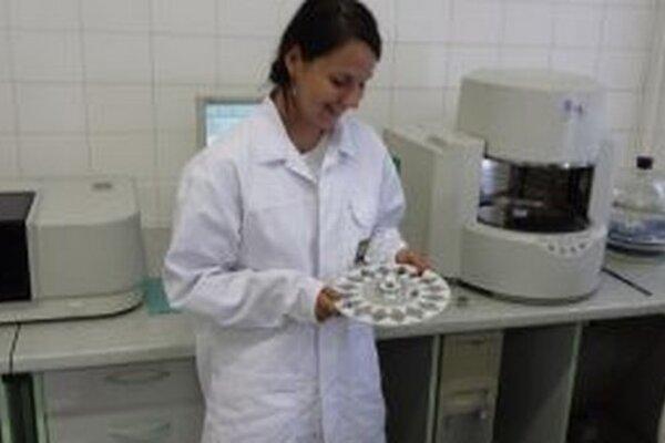 Spoločnosť Detox je vybavená modernými laboratóriami