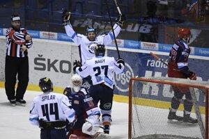 HC Košice strelili Zvolenu šesť gólov