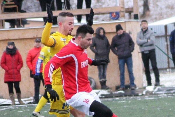 Bardejov prehral smužstvom zFortuna ligy MFK Michalovce 1:3.