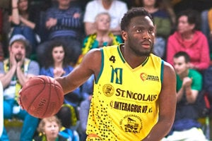 Nový rozohrávač Levíc Mouloukou Souleyman Diabate.