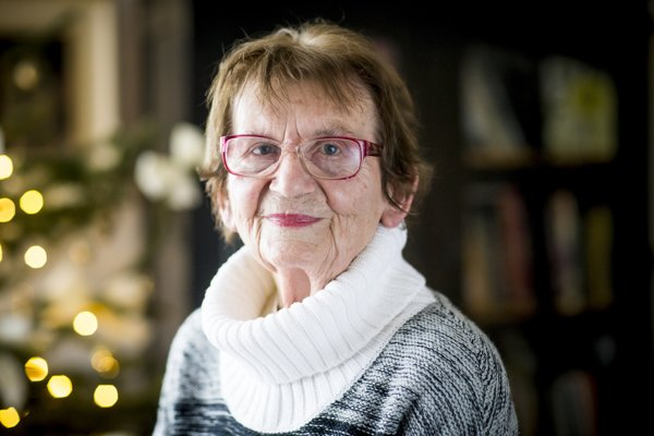 Prekladateľka Marta Ličková si začiatkom roka prebrala od prezidenta Andreja Kisku štátne vyznamenanie Radu Ľudovíta Štúra II. triedy.