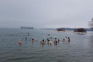 Vo vode. FOTO: (MP)