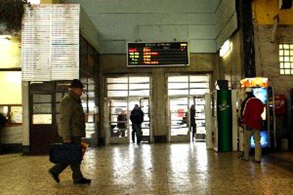Od nového roka by mali turisti a cestujúci nájsť na stanici aj informácie o meste a okolí