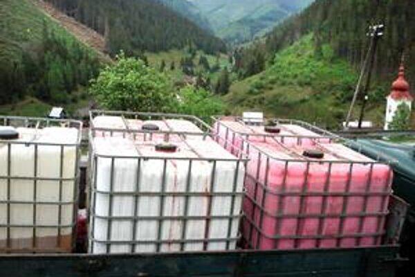 Lesníci zo závodu v Liptovskom Hrádku minulý rok nezákonne využili postreky v Nízkych Tatrách.