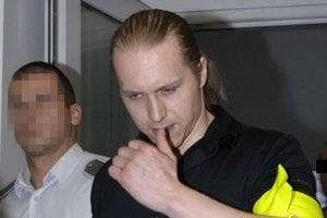 Róbert Nigut na súde. Povráva sa, že je po smrti.